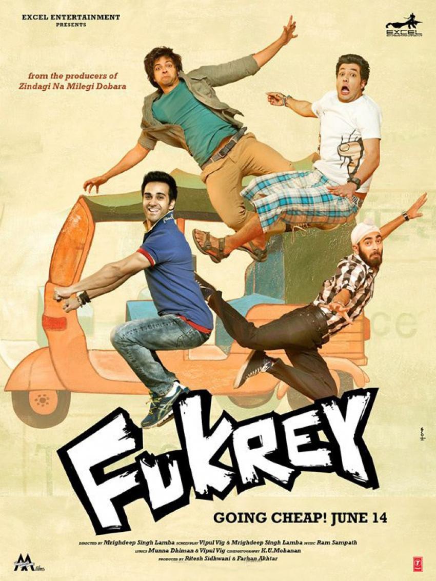Fukrey Photos