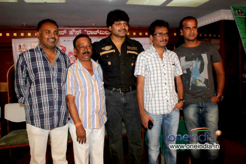 Gajendra Press Meet Photos