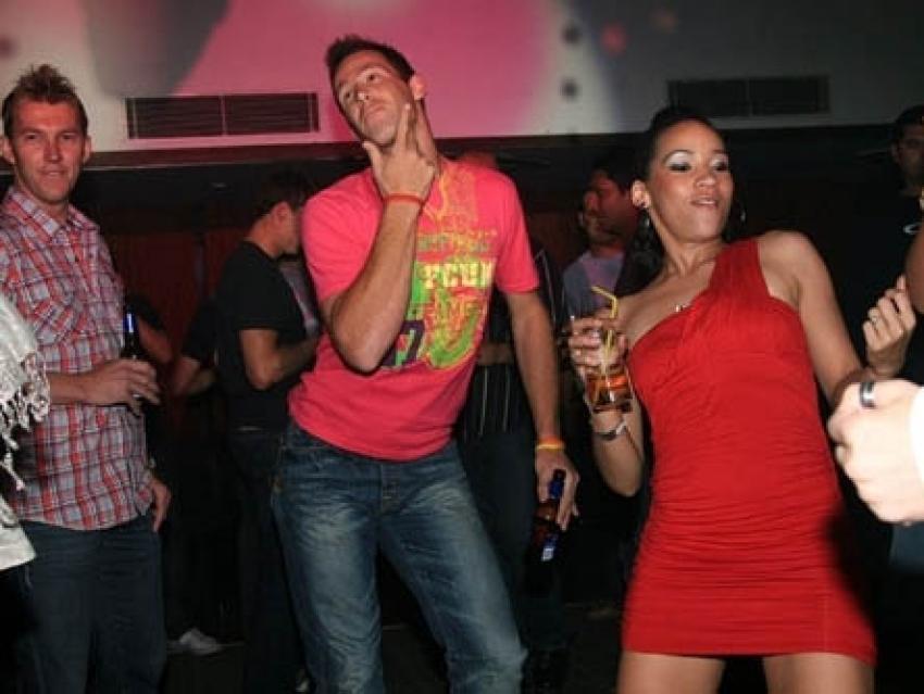 Glamourous IPL Parties Photos