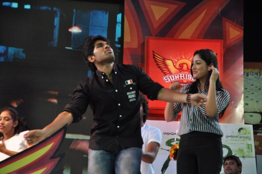 Gouravam Audio Launch at IPL Photos