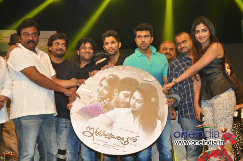 Iddarammayilatho Audio Launch Photos