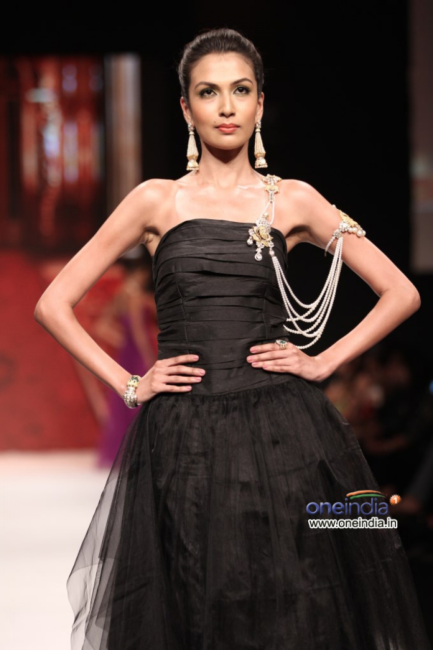 India International Jewellery Week 2013 Photos