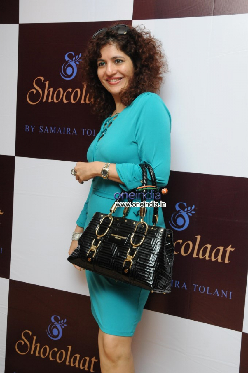 Launch of Samaira Tolani's Shocolaat Photos