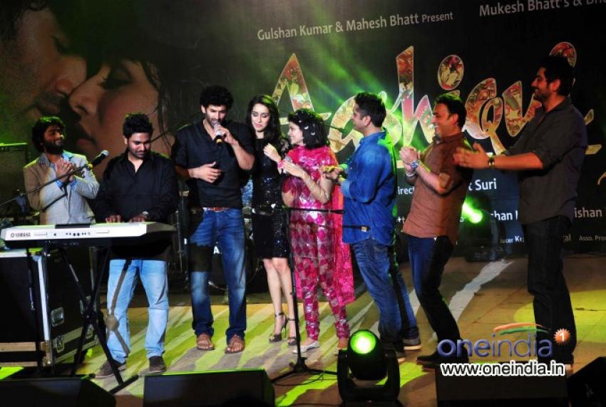 Music Concert of Film Aashiqui 2 Photos
