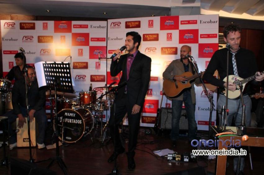 Music Success Bash of Nautanki Saala Photos