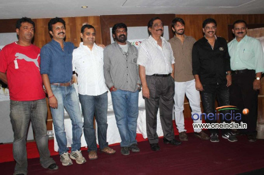 Mynaa Film 50 Days Success Press Meet Photos
