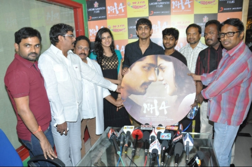 NH4 Audio Launch Photos