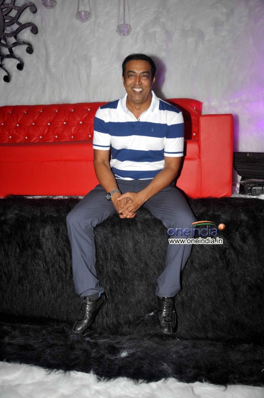 Poonam Dhillon 51st Birthday Celebration Photos