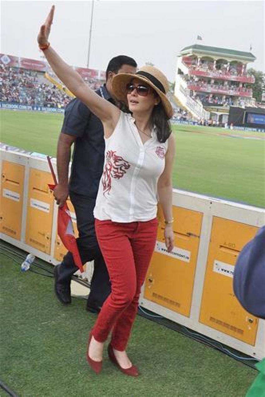 Celebs at IPL Photos