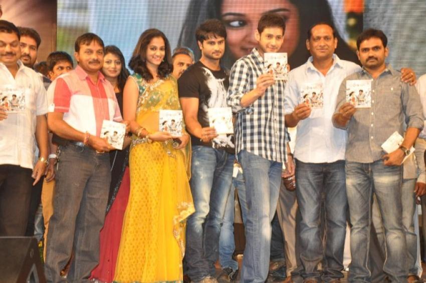 Prema Katha Chitram Audio Launch Photos