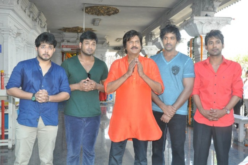 Pandavulu Pandavulu Tummeda Movie Launch Photos