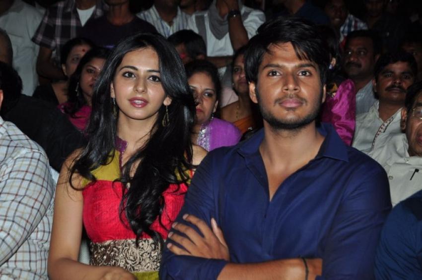 Sukumarudu Audio Launch Photos