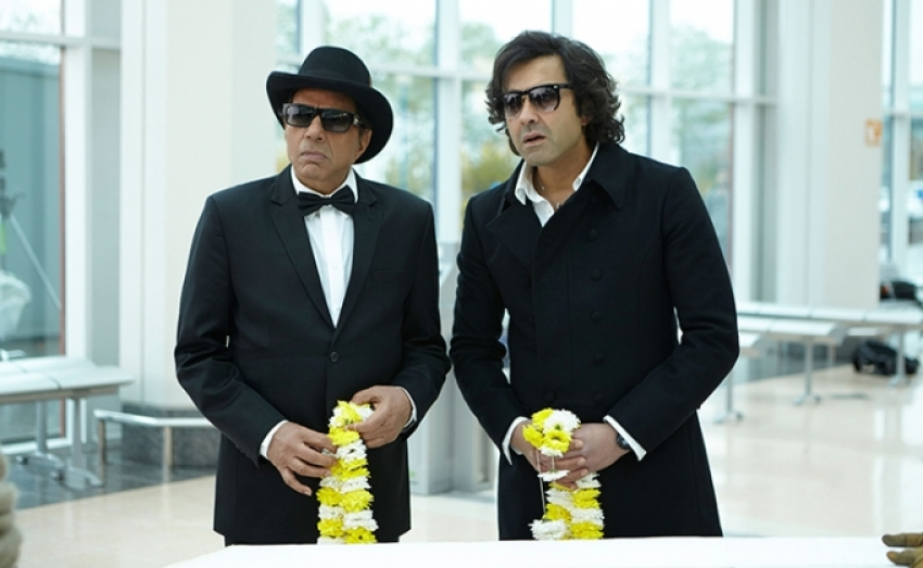 Yamla Pagla Deewana 2 Photos