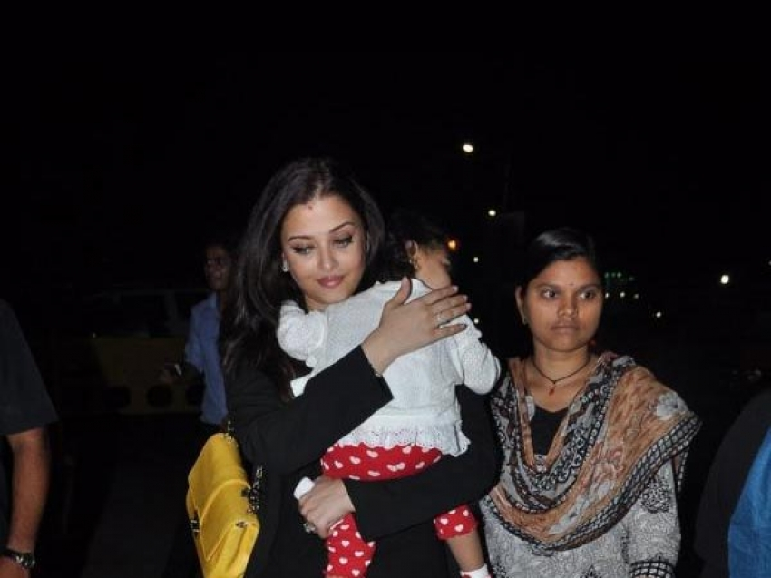 Celebs Leaves For Cannes 2013 Film Festival Photos
