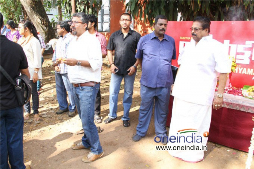 Artist Movie Opening Photos