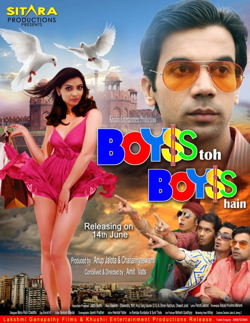 Boyss Toh Boyss Hai Photos