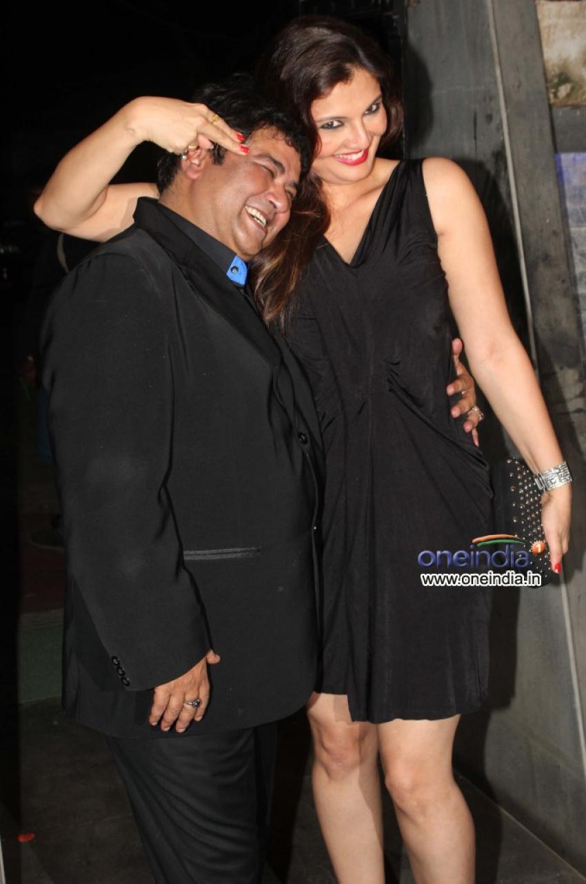 TV Actor Ashiesh Roy Birthday Bash Photos