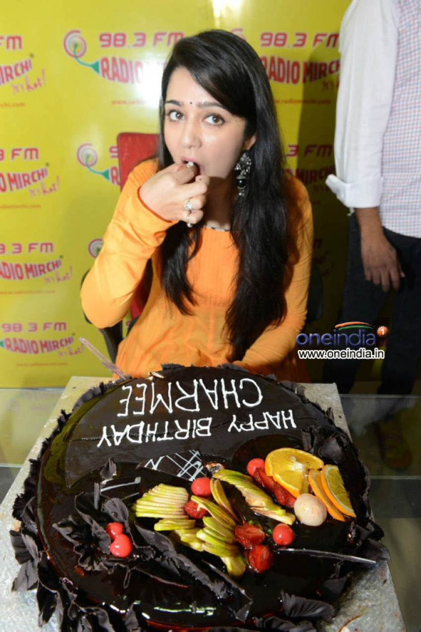 Charmy Kaur Birthday Celebration Photos