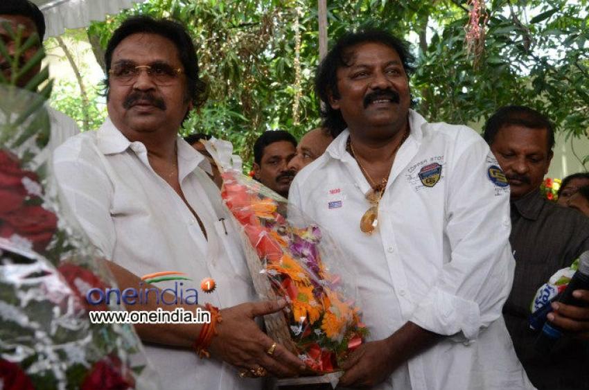 Dasari Narayana Rao Birthday Celebration Photos