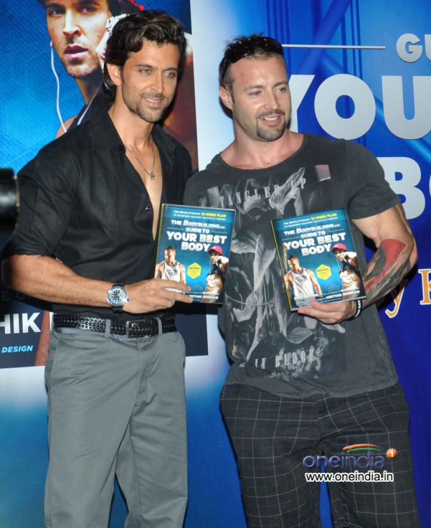 Kris Gethin's Guide to Your Best Body Book Launch Photos