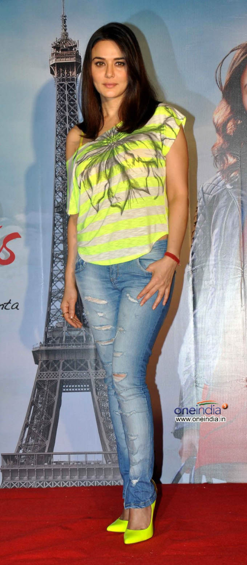 Ishq in Paris Press Meet Photos