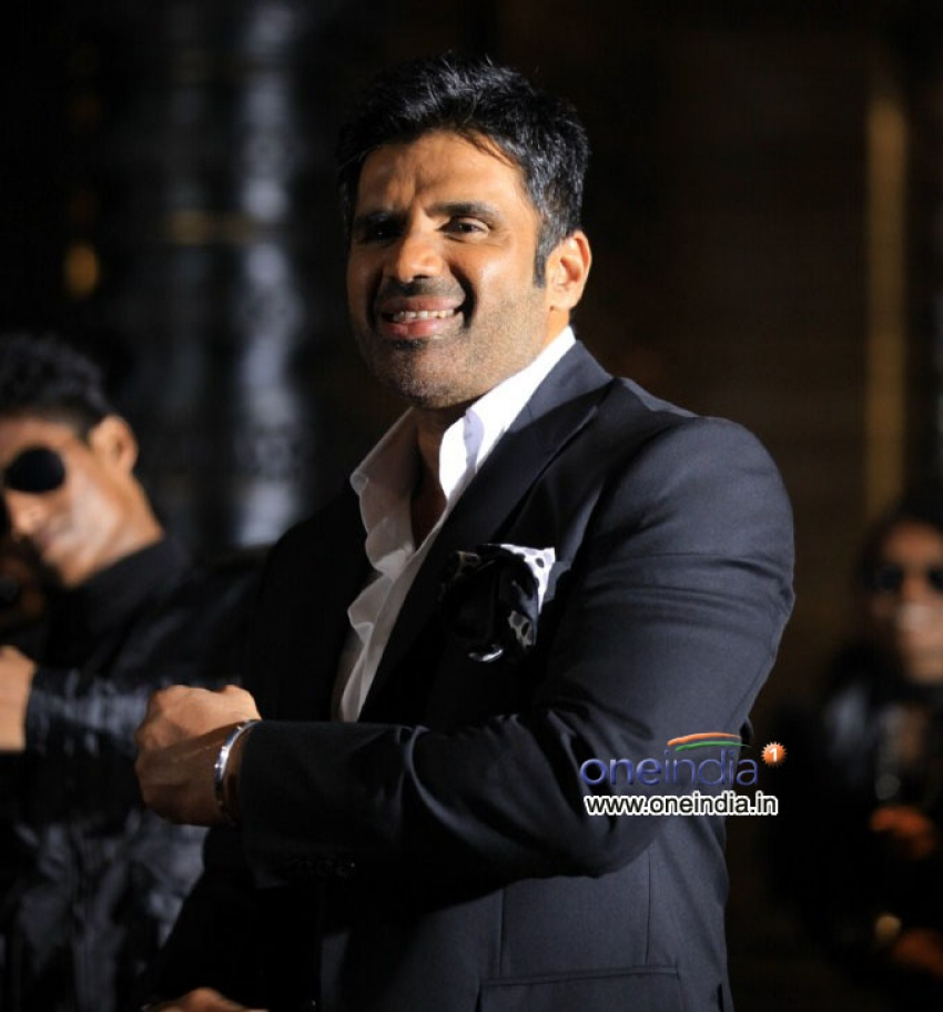 Sunil Shetty Photos