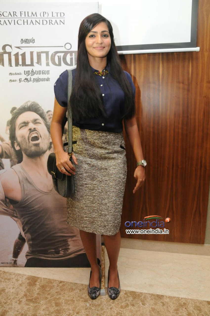Mariyaan Press Meet Photos