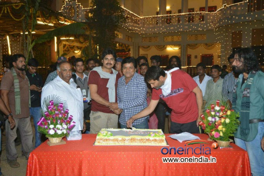 Pawan Kalyan Congratulates Dr Ali Photos