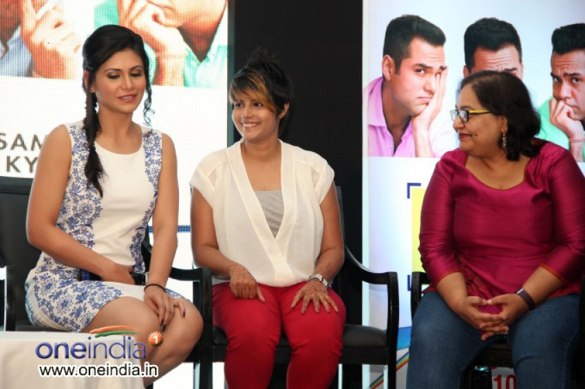 Press Conference of Show Connected Hum Tum Photos