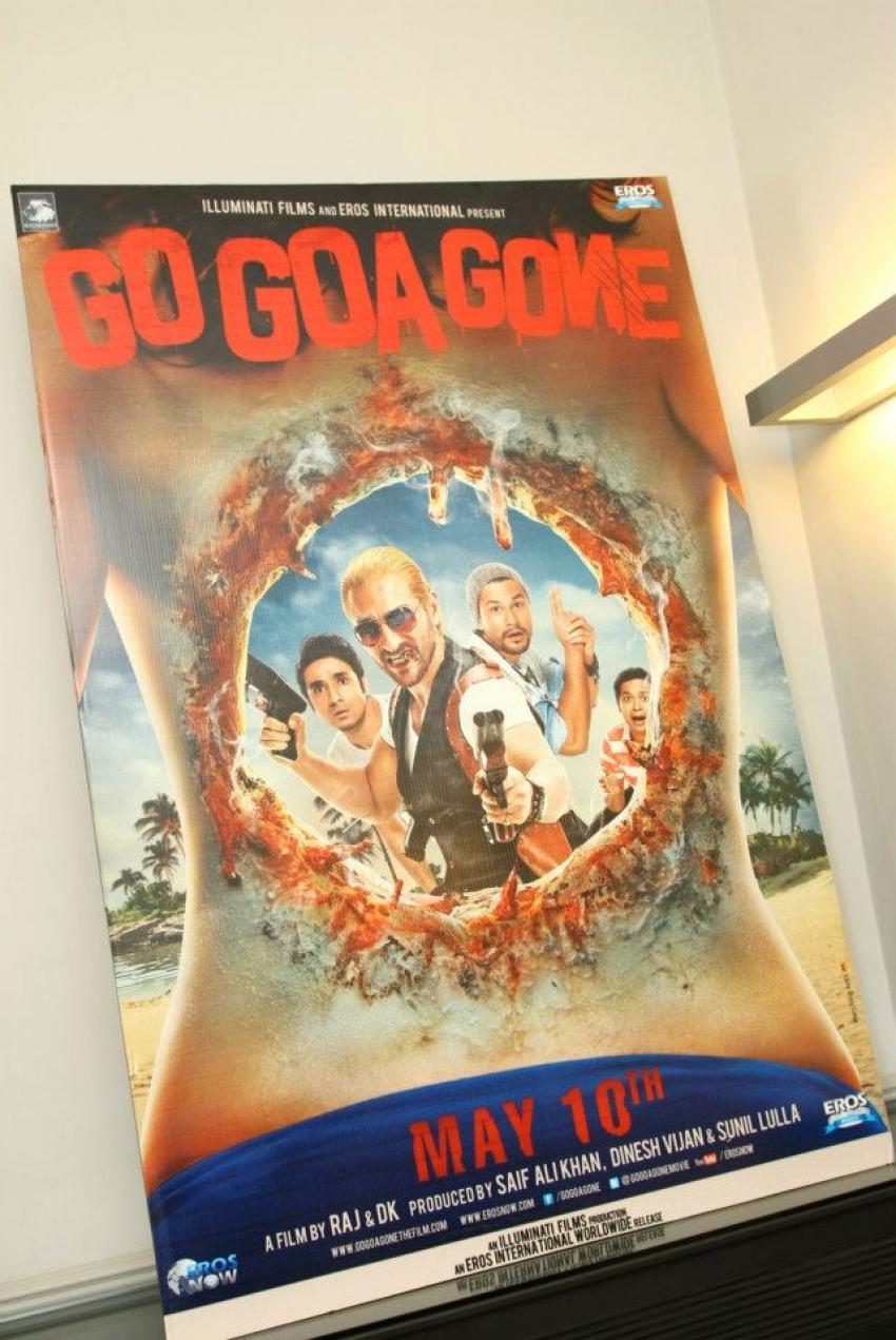 Go Goa Gone Promotion Photos