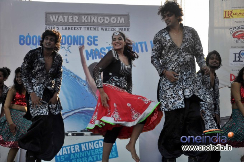 15th anniversary bash of Water Kingdom Photos