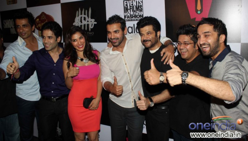Shootout At Wadala Success Bash Photos
