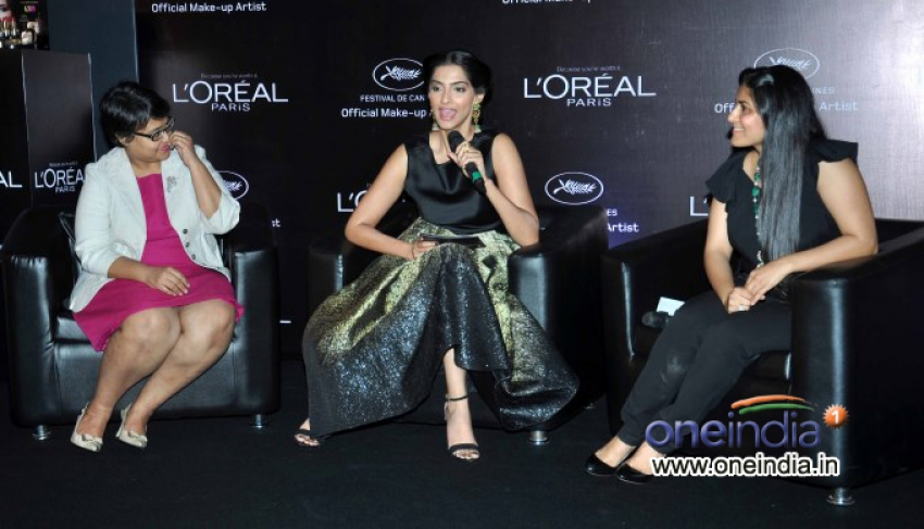 Launch of L'Or Sunset Cannes Collection Photos