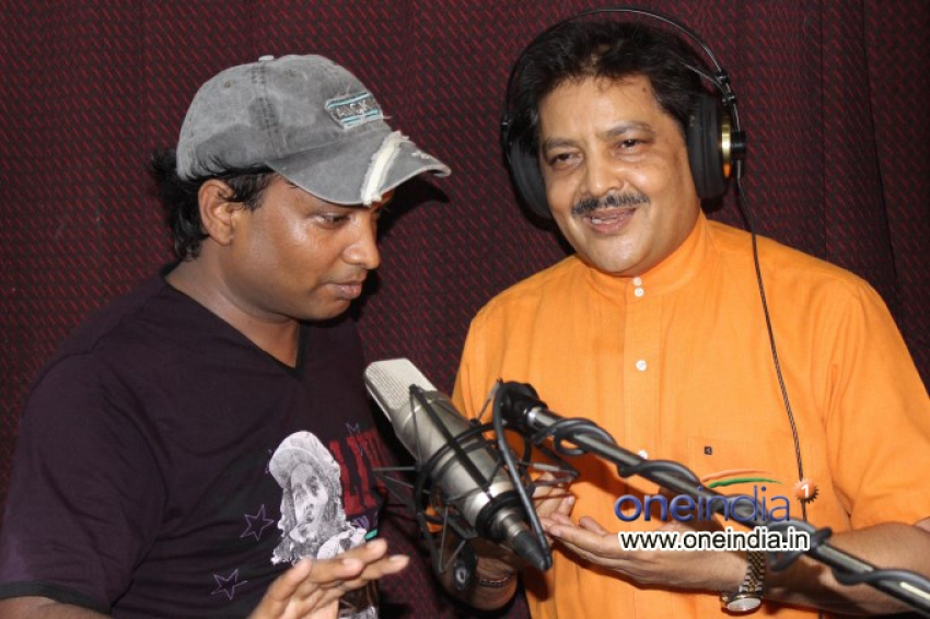Song Recording of Money Back Gurantee Film Photos