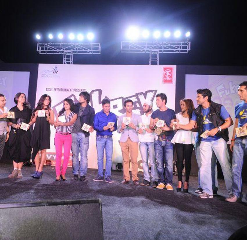 Music Launch of Fukrey Photos