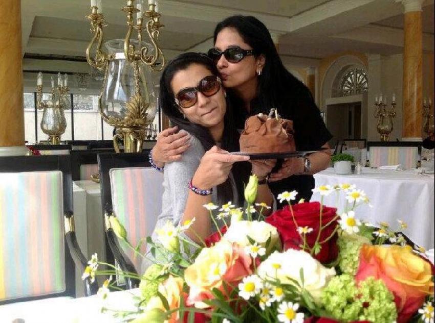 Trisha Birthday Celebration Photos