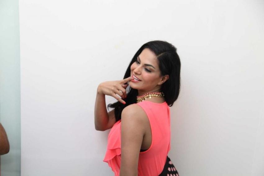 Veena Malik rocks Kolkata the City of Joy Photos
