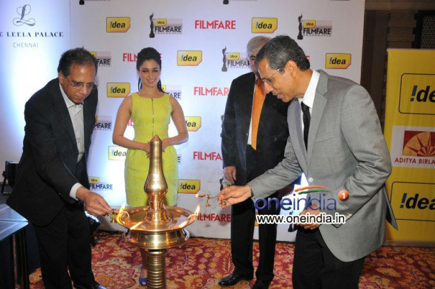 60th Idea Filmfare Awards (South) Press Conference Photos