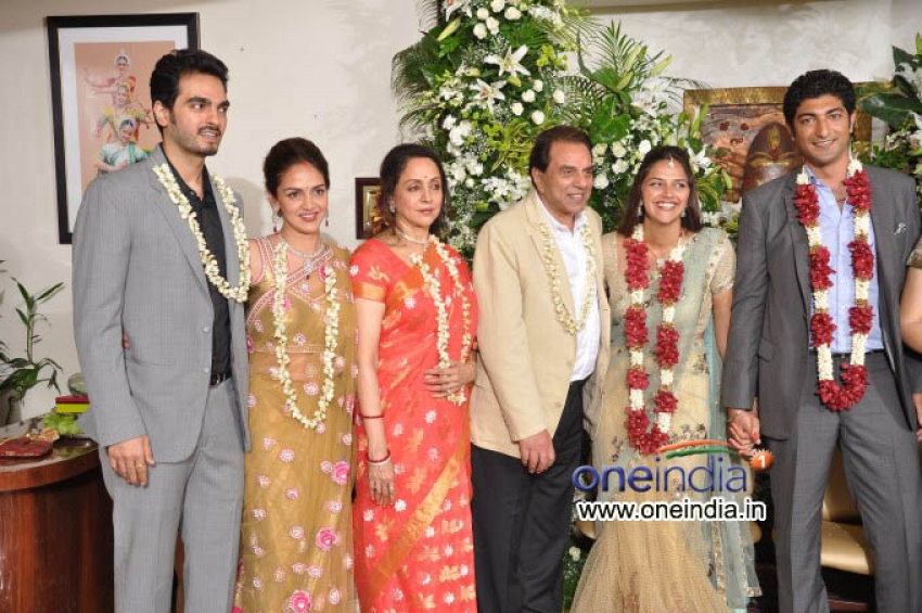 Dharmendra's daughter Ahana Deol engagement Photos