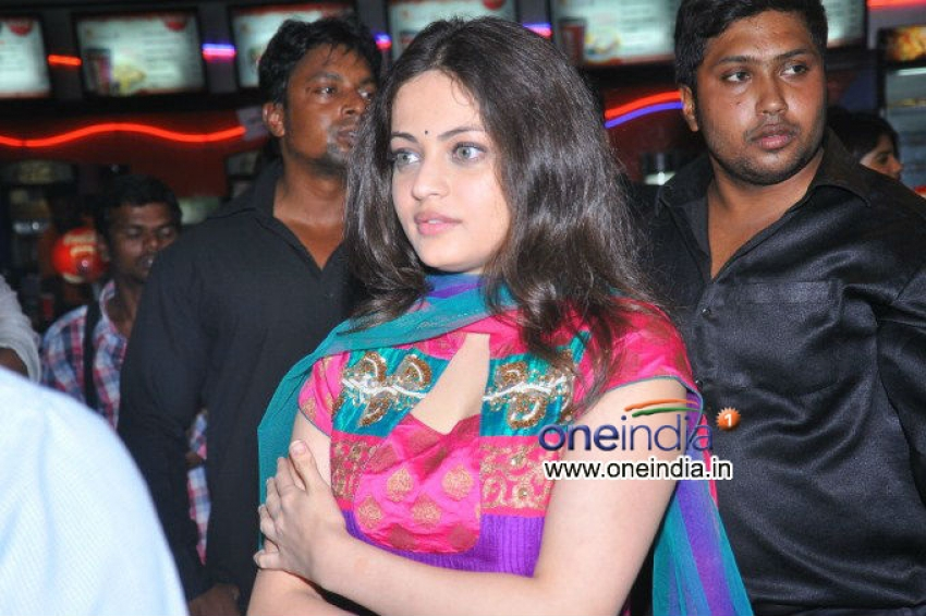 Action 3D Movie Premiere Show Photos