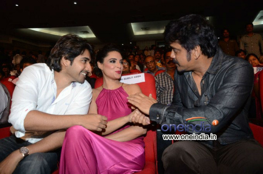 Adda Audio Launch Photos