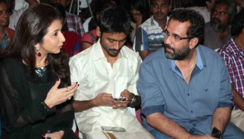 Ambikapathy Press Meet Photos