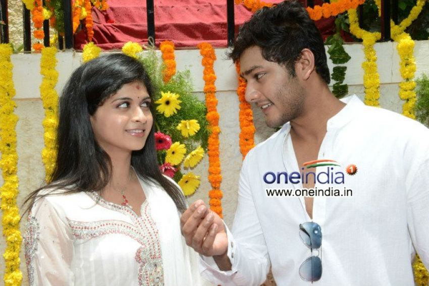 Arunachala Academy Production No.1 Movie Launch Photos