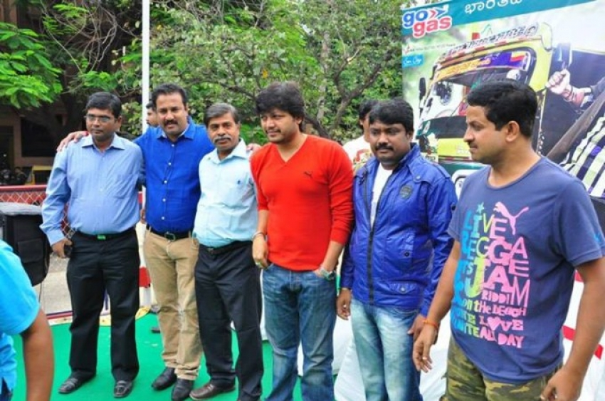 Auto Raja Film Promotion Photos