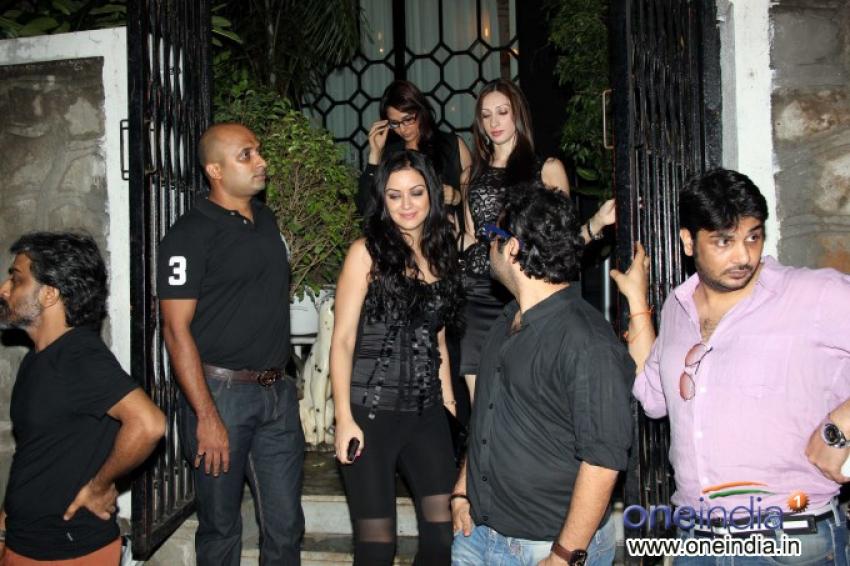 Celebs at Abhishek Kapoor's Party Photos