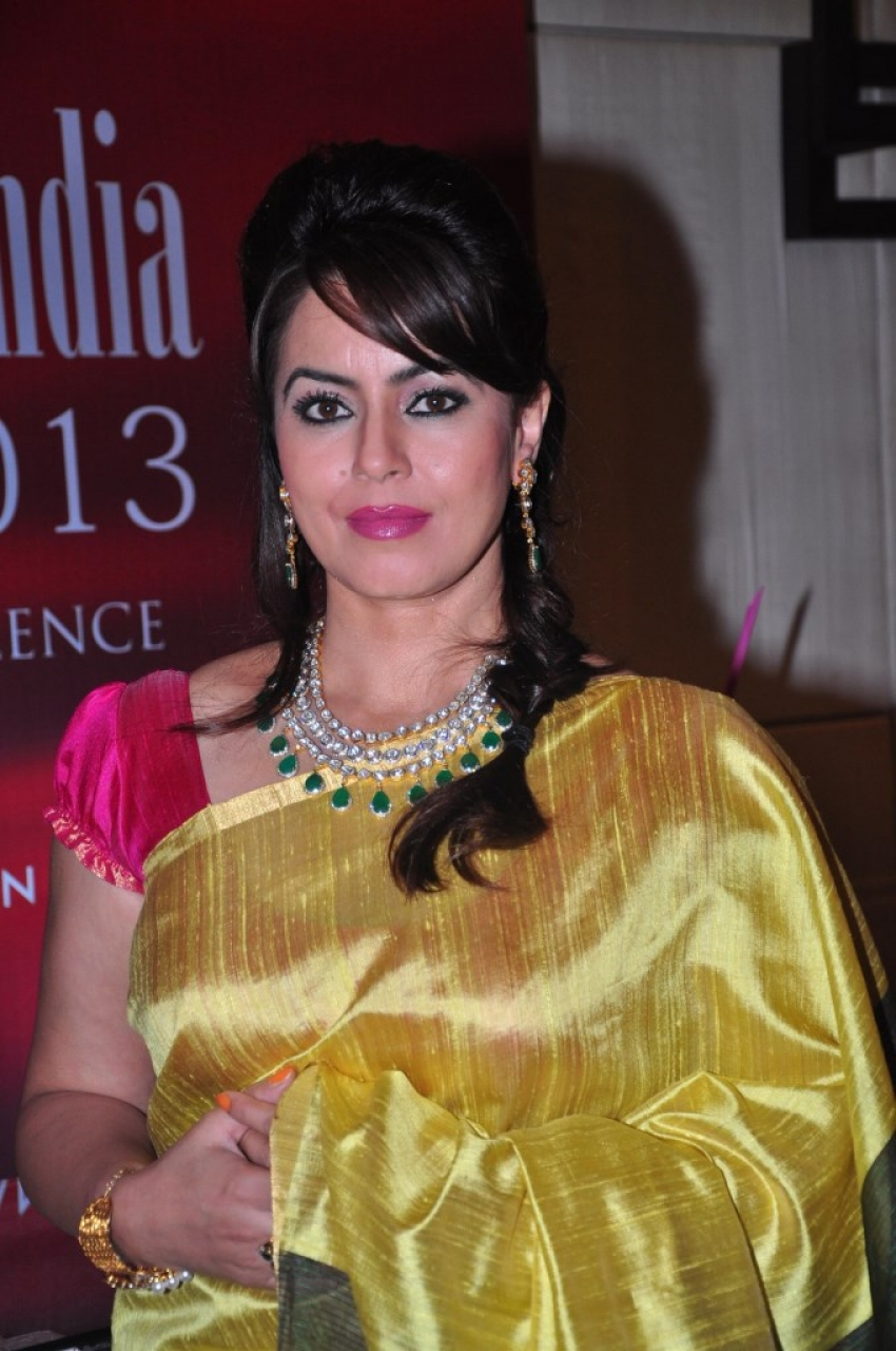 Gemfields RioTinto Jeweller India Awards 2013 Photos