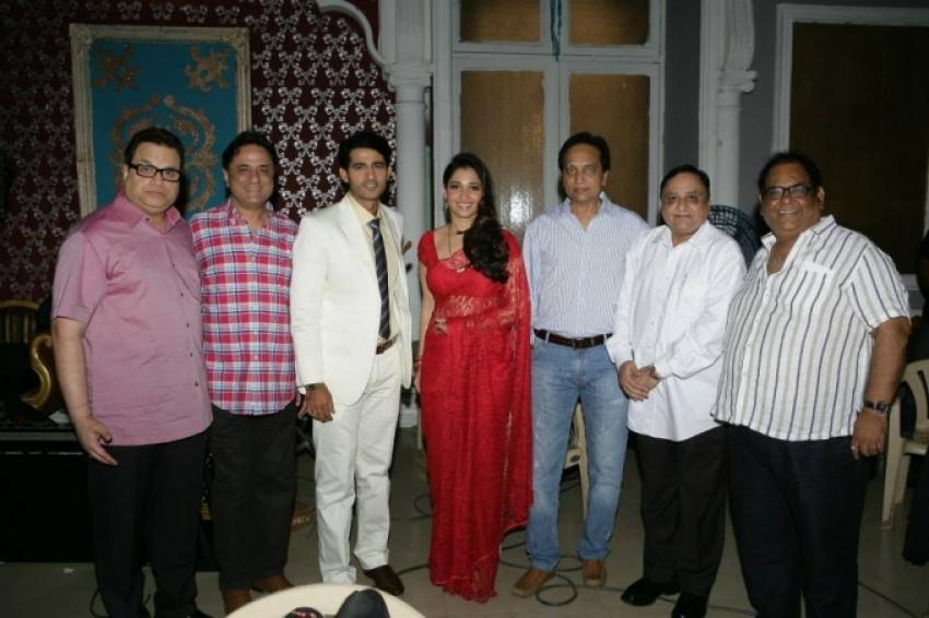 It's Entertainment Film Muhurat Photos