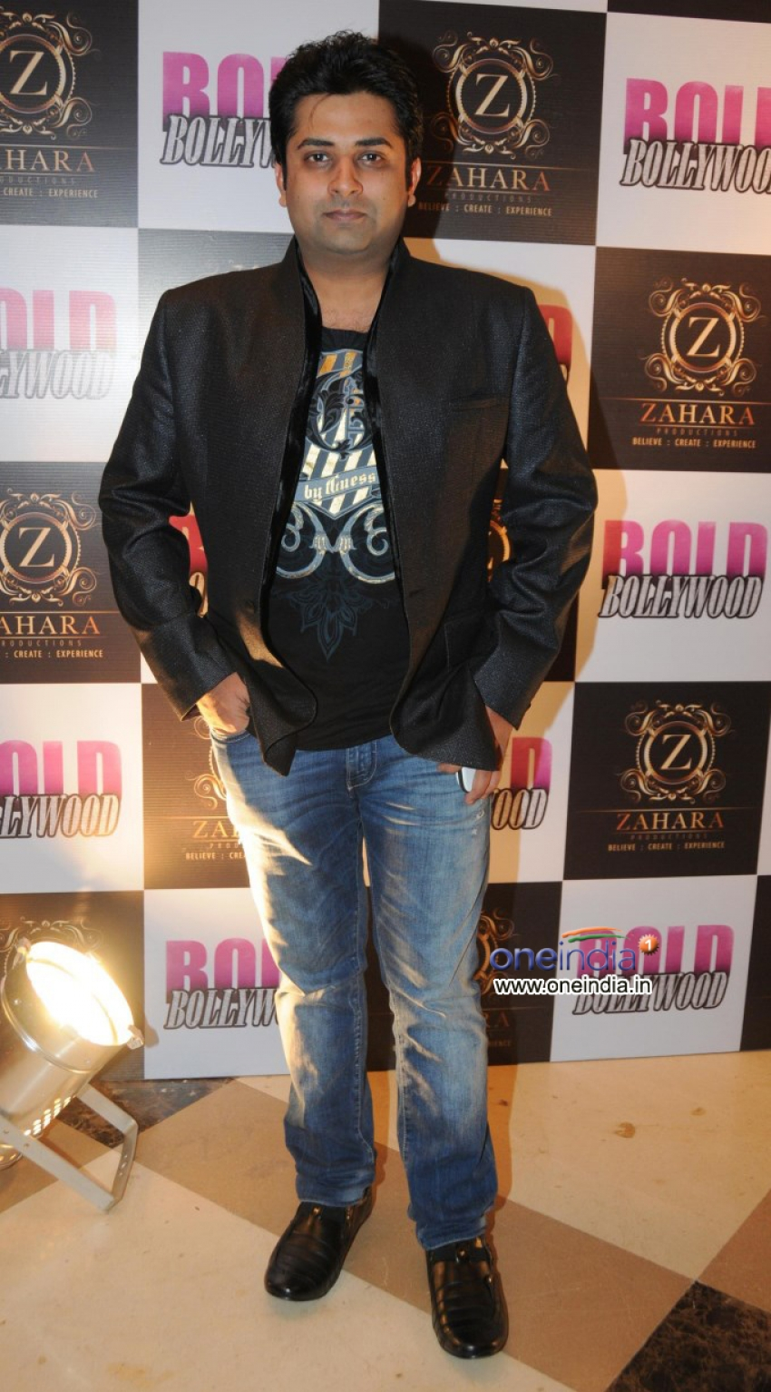 Launch of Bold Bollywood Film Photos