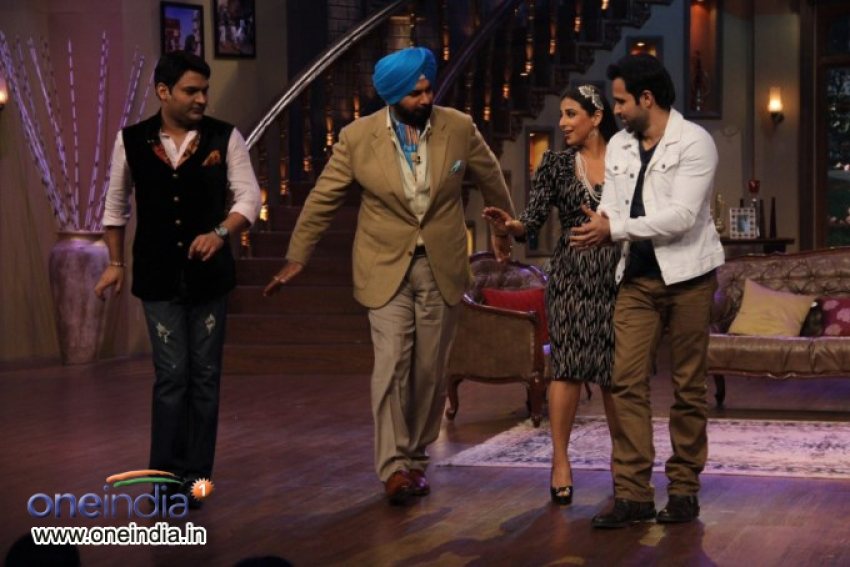 Launch of Comedy Nights with Kapil Photos