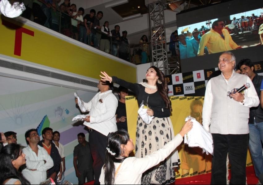 Music Launch Of Film Policegiri Photos